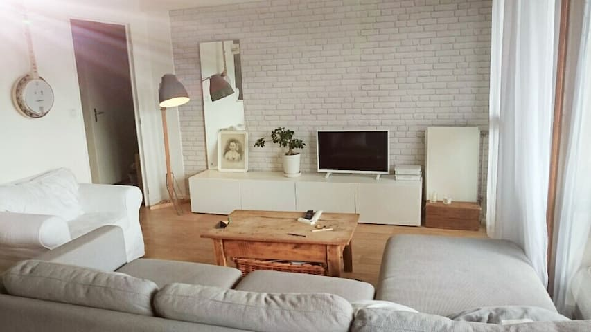 Appartement chaleureux Rennes Ouest - Vezin-le-Coquet - Flat