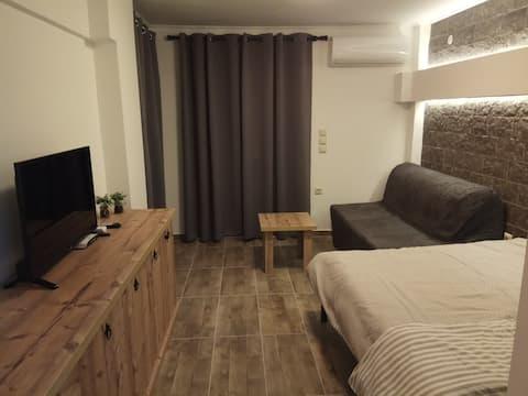 Διαμέρισμα στο κέντρο δίπλα στην παραλία B, WIFI !