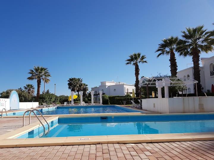 Tavira Garden på Algarvekusten