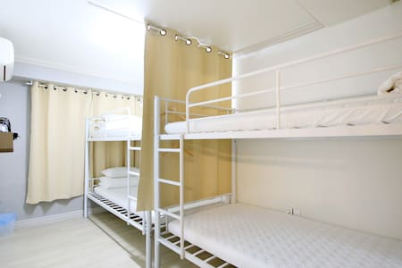 Flat House : Domitory (여자) 1Bed in 4Bed - 中区 - 宾馆