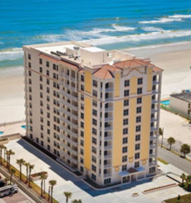 Opus condo 302 apartments for rent in daytona beach shores florida united states for 2 bedroom apartments in daytona beach fl