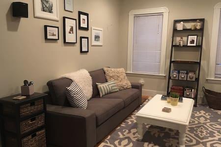 Cozy Convenience in Somerville