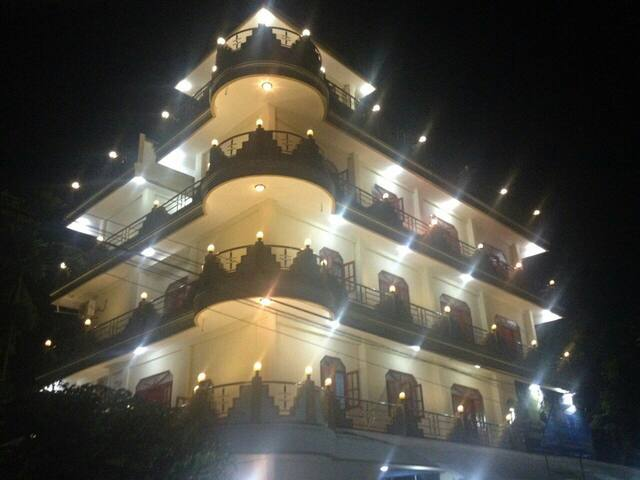 Hotel blue whale - Jaffna - Appartement