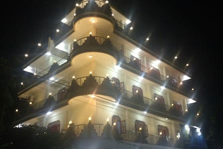 Hotel blue whale - Jaffna