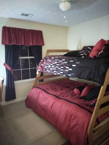 Cozy & Comfortable private rm(L2BB)