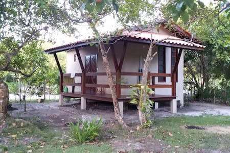 Chalé Ilha de Boipeba - Cairu - Дом