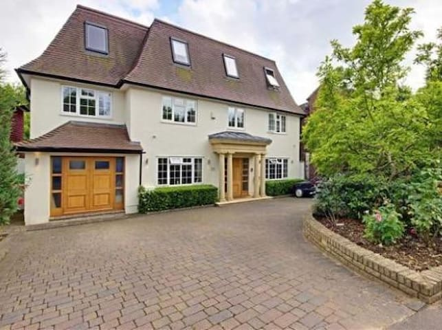 luxurious big house - Barnet - Huis