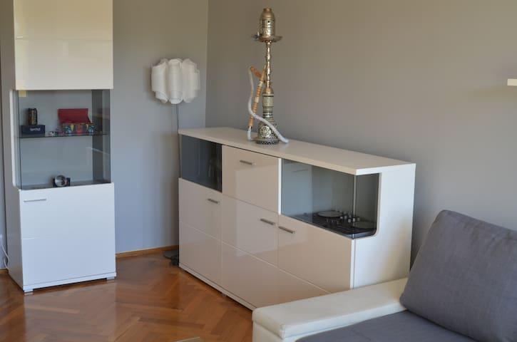 POKÓJ 2-OSOBOWY W SŁONECZNYM MIESZKANIU - Sopot - Appartement