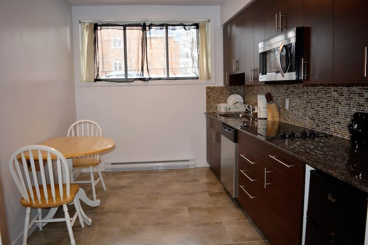 Brand New Apartment Near Downtown Montreal