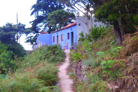 Laurisilva House at an amazing rural area