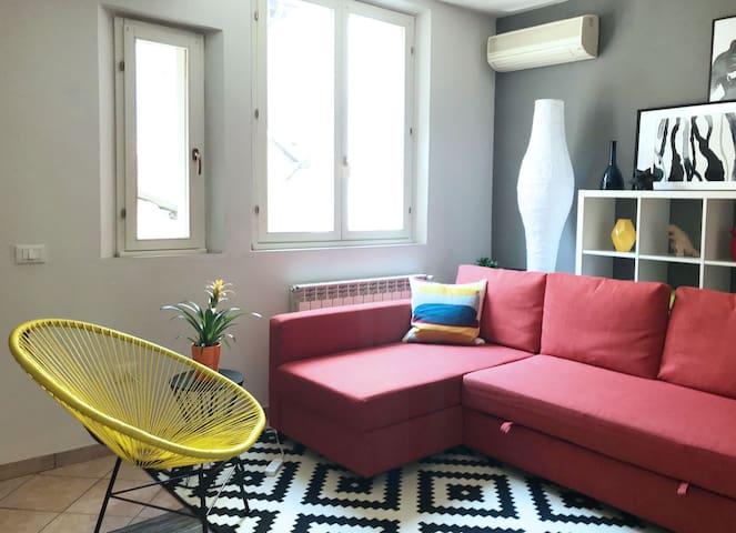 Smart  Studio Apartment in the Historic Center!