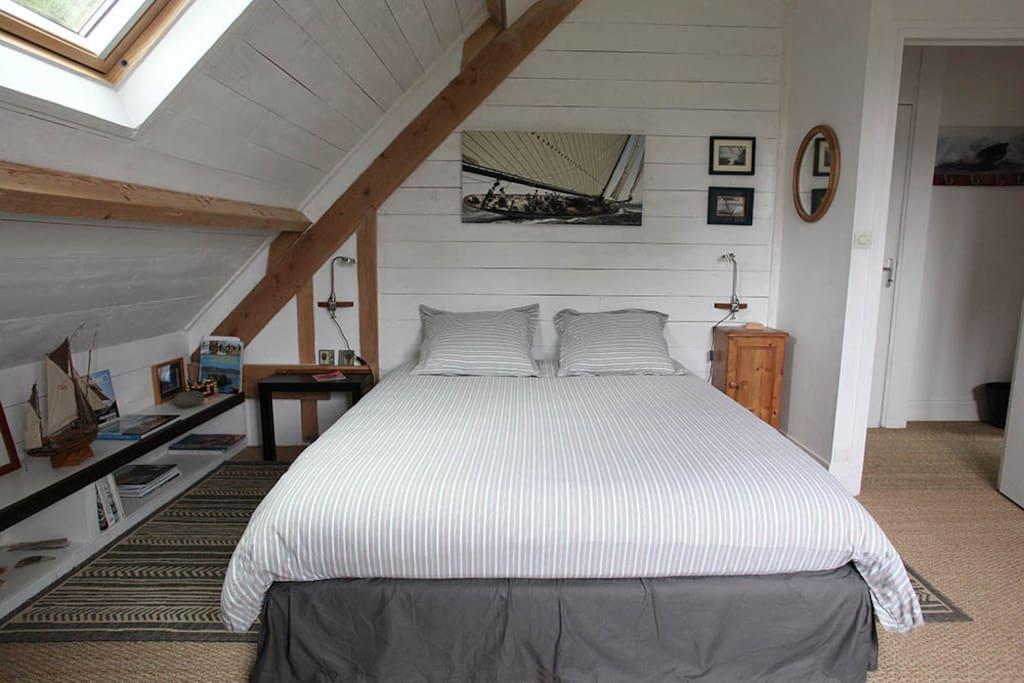 Chambre d 39 h tes est en baie de quiberon maison d - Chambre d hote presqu ile de quiberon ...