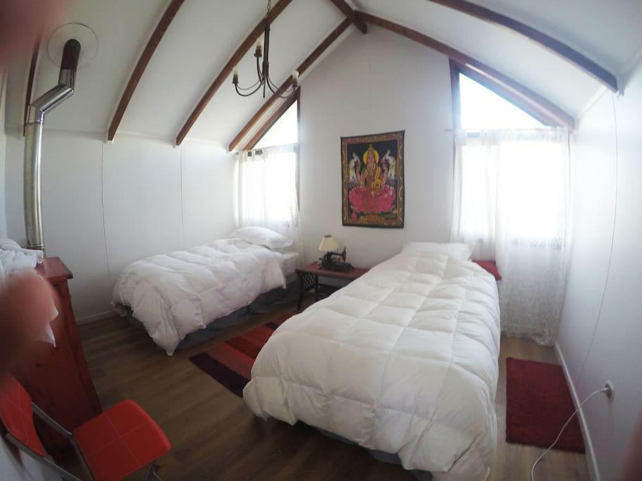 Dormitorio doble 2piso
