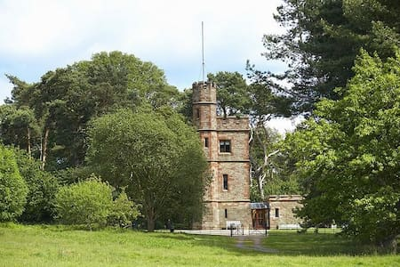 The Knoll Tower - Weston-under-Lizard  Shifnal