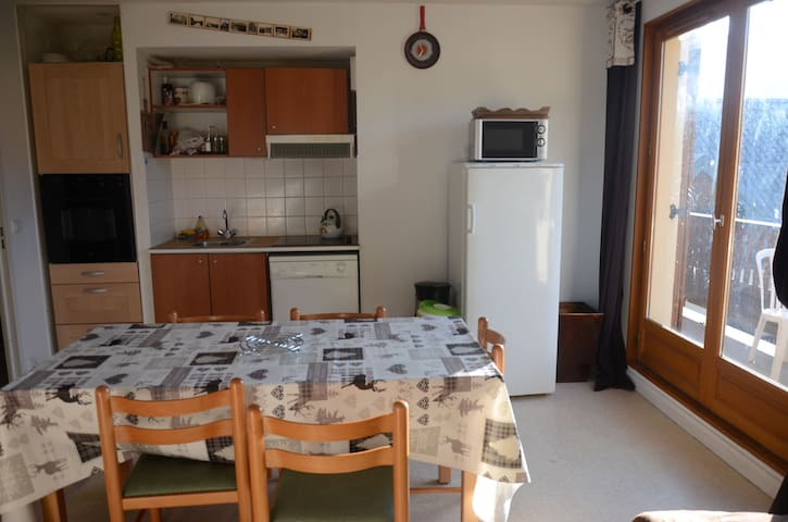 Appartement 10/12p Odalys ST SORLIN D'ARVES