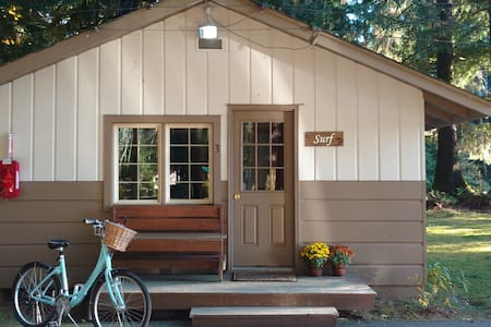 The Surf Cabin (#3)