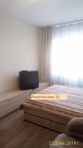 Уютная 1 комнатная квартира посуточно