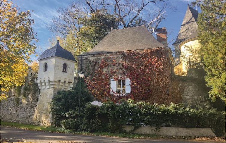 Holiday cottage with 2 bedrooms on 0 m² in Gennes