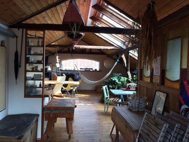 Feriehus Stauns - Samsø - Casa de férias