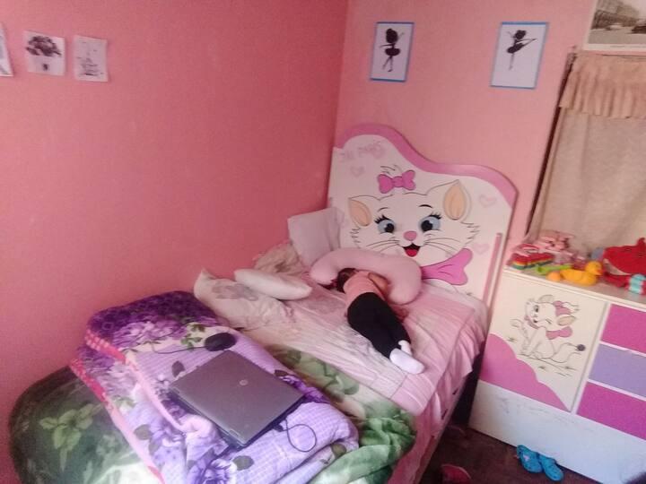 Hermosa habitación para parejas