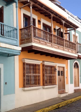 Luxury House in Old San Juan - San Juan - Casa