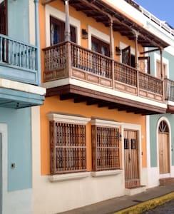 Luxury House in Old San Juan San justo