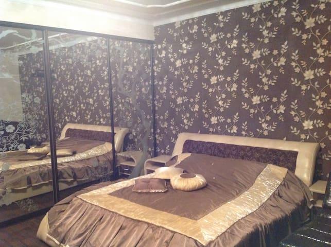 Апартаменты люкс в гостевом доме. - Sergiyev Posad - Bed & Breakfast