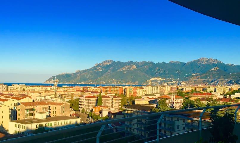 Skyline Salerno - Between Amalfi & Cilento Coasts