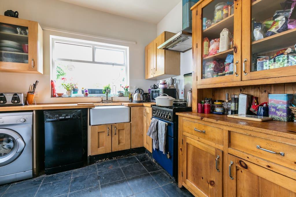 Stable/Half door kitchen