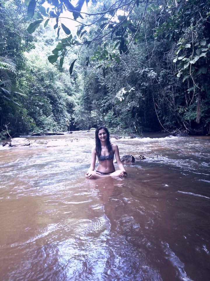 Bosque das Águas Matilde ES