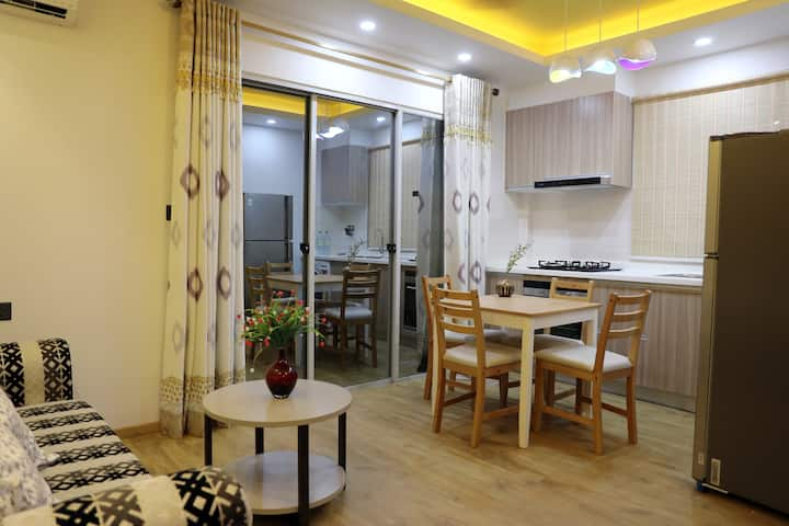 Apartment Holiday Close to White Sandy Beach