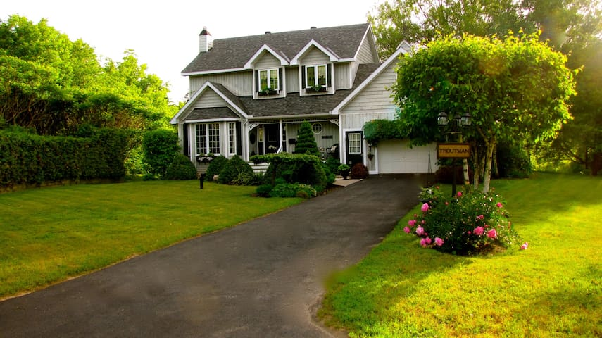 Quaint,clean, and well decorated - Beachburg - Bed & Breakfast