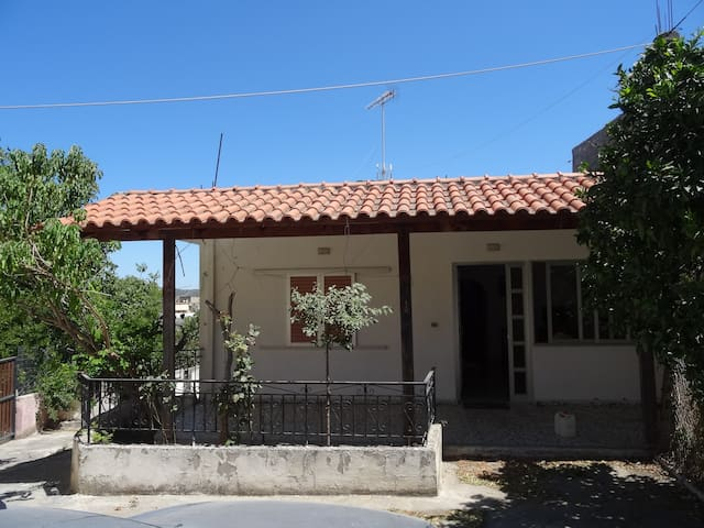House in the heart of Crete - Tefeli - Dom