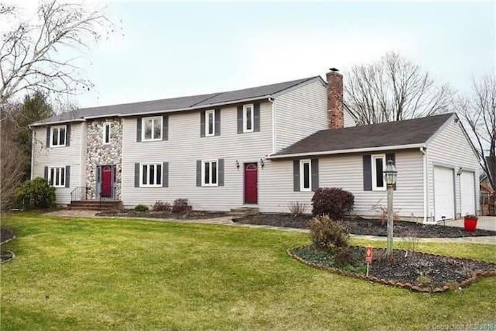 House with Pool and Hot Tub - Suffield - House