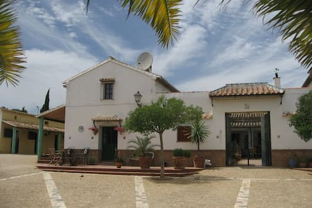Beautiful Horse Ranch with amazing outdoor spaces - Antequera