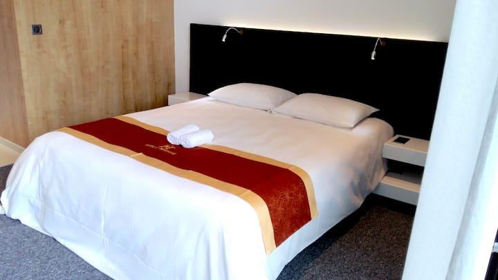 Hotel de la Seine - Chambre Double