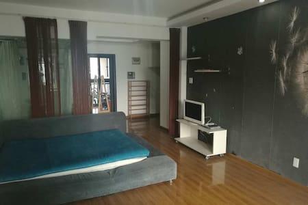舒适单身公寓,可带宠物,适合一家人住,性价比高 - Hangzhou - Leilighet
