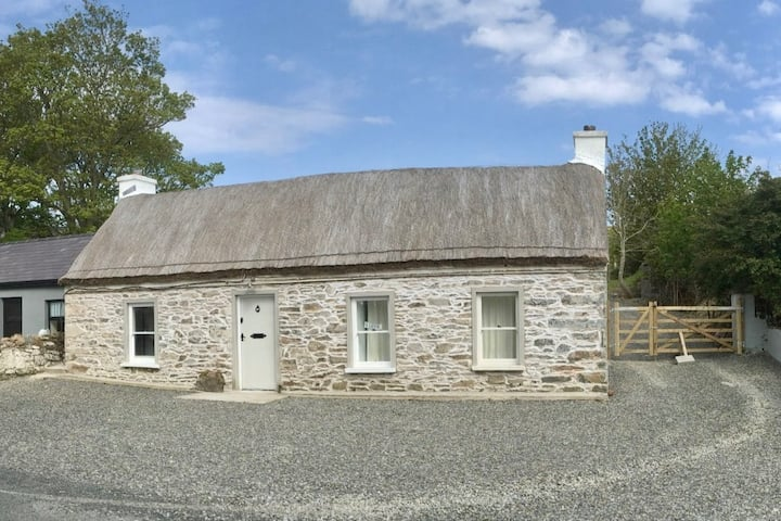 Thatched Cottage on the Wild Atlantic Way