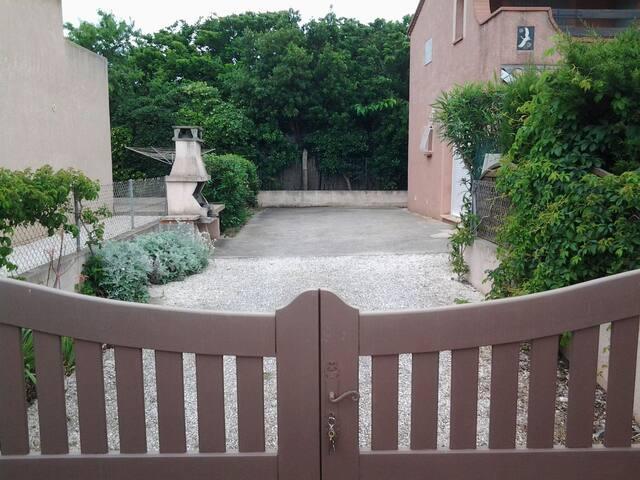 Villa bord de mer  6 couchages - Sainte-Marie - Ev