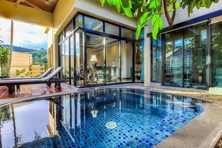 1 Bedroom luxury Villa - Tambon Rawai