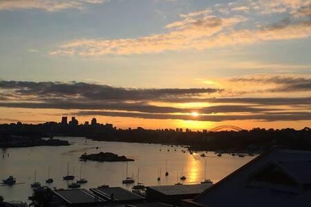 Expansive Sydney Harbour Views - Drummoyne - Rivitalo