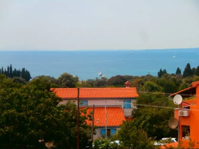 House Stinjan with Sea View