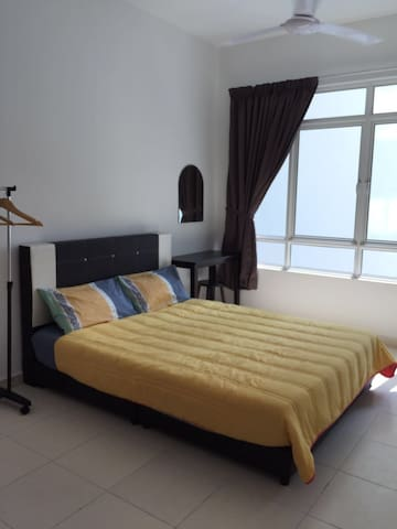 Arena Residence 3BR & 2 Baths 4 Bed and wifi - Bayan Lepas - Kondominium