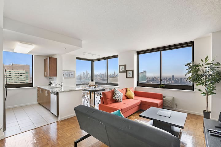 You'll love Manhattan Views-absolutely best-MNN2B