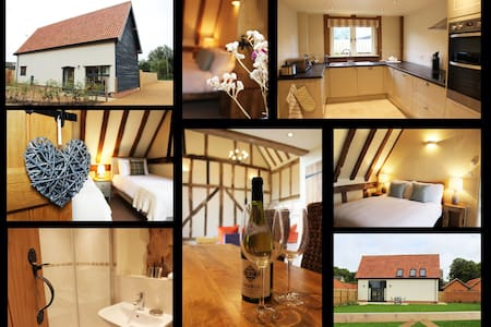 4* GOLD Beautiful Renovated Barn - Sleeps 4 - Brome