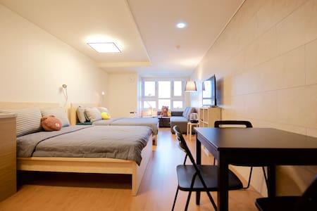 Namsan studio #i - Free egg wifi - Jung-gu - Departamento