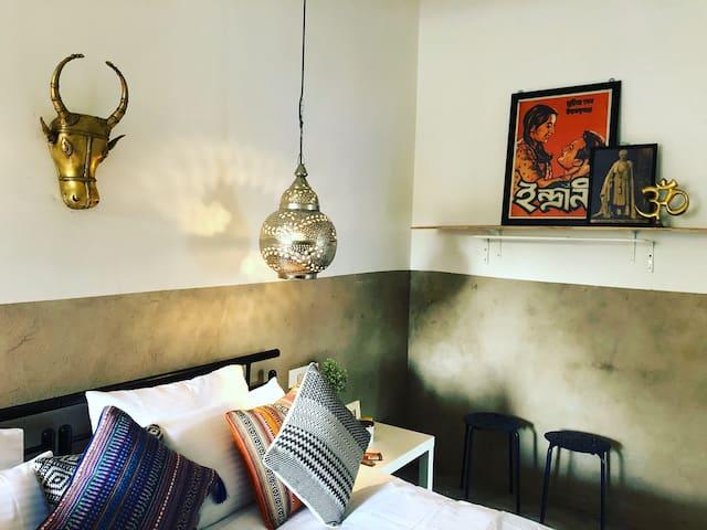 Mahi Agonda Beachside - The Bull Room.