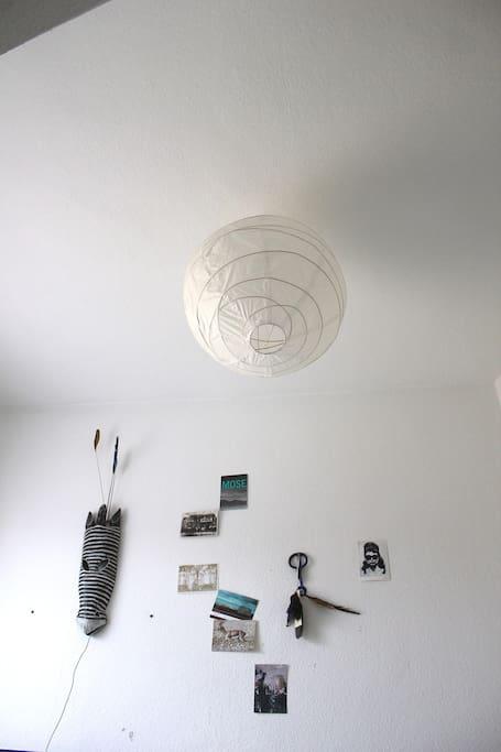Dein Schlafzimmer/ Your bedroom