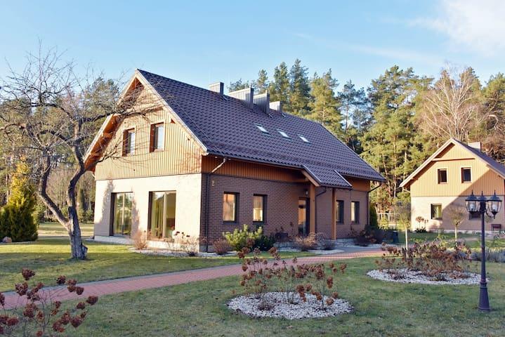 Villa IŠMINTIS room