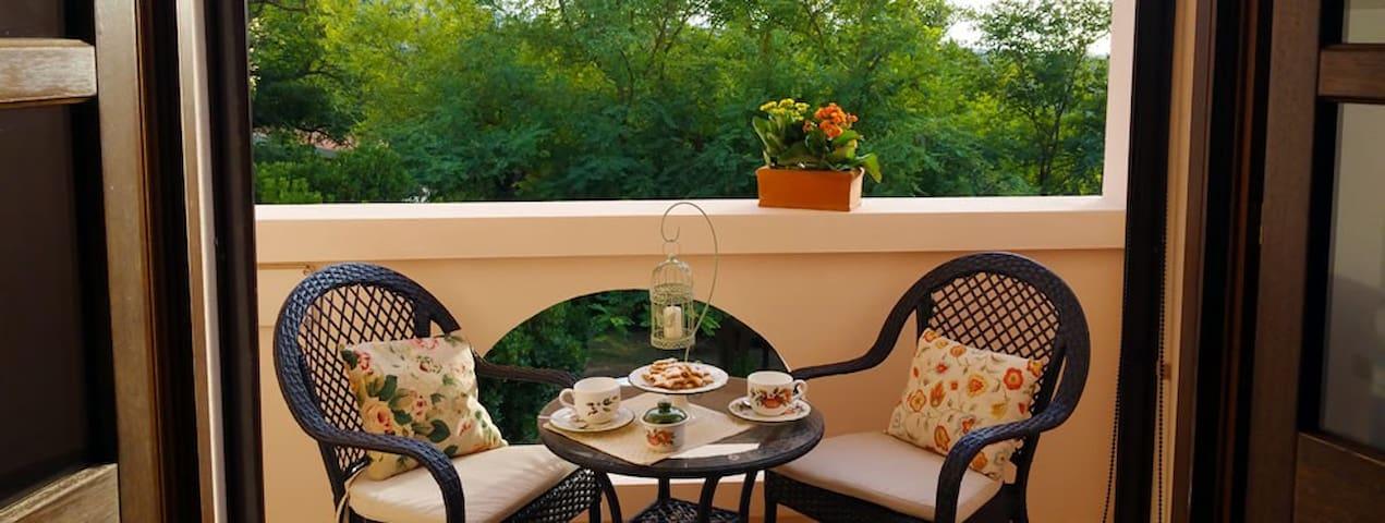 Camera privata in agriturismo - Montevecchio - Bed & Breakfast